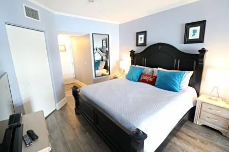 room at Camachee Inn