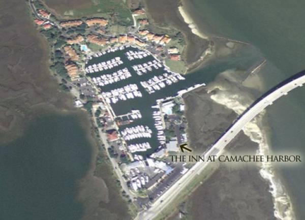 View of Inn at Camachee Harbor