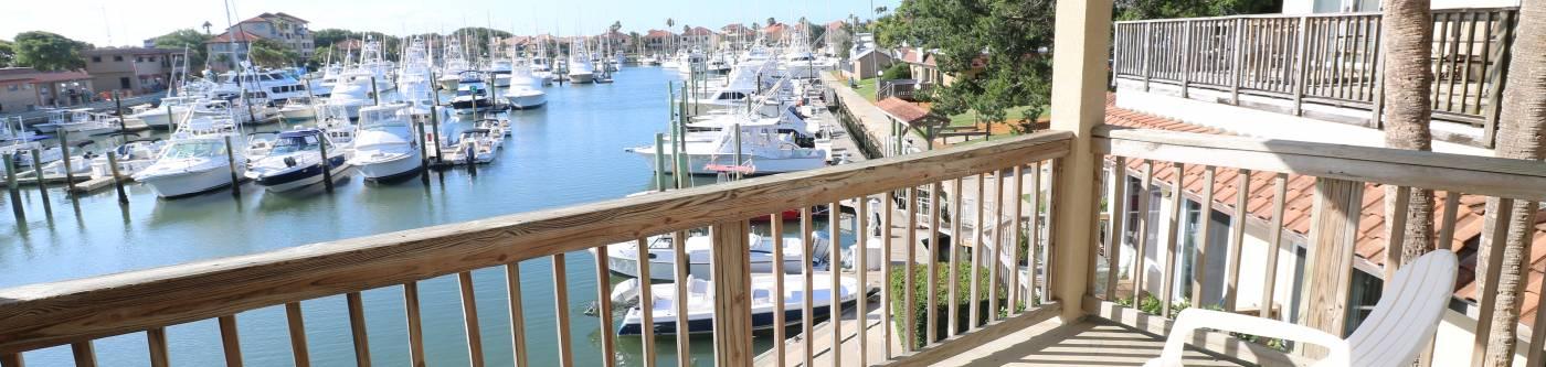 Inn at Camachee Harbor views