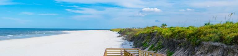 st augustine beach entrance